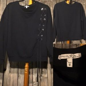 Express sweatshirt perfect condition size XS